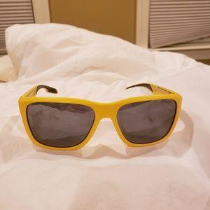 Yellow Prada Sunglasses